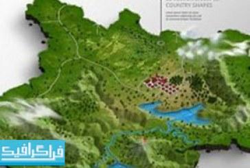 دانلود پلاگین فتوشاپ ساخت نقشه 3 بعدی