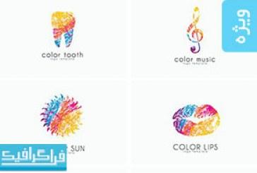 دانلود لوگو های رنگارنگ – شماره 2