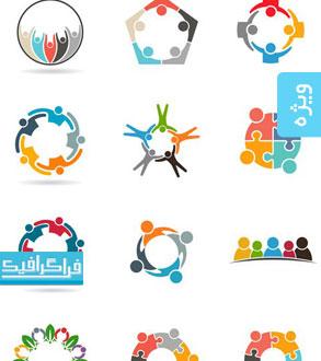 دانلود لوگو های خانواده - Family Logos - شماره 2