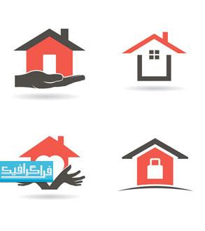 دانلود لوگو های خانه - House Logos - شماره 2
