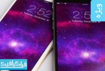 دانلود ماک آپ گوشی iPhone 6 – شماره 4