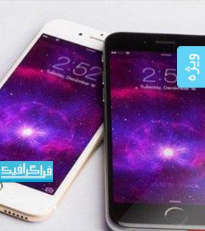 دانلود ماک آپ گوشی iPhone 6 - شماره 4