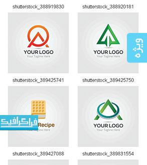 دانلود لوگو های مختلف لایه باز - شماره 91