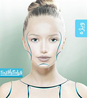 دانلود اکشن فتوشاپ افکت انسان مصنوعی
