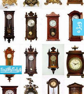 دانلود تصاویر استوک ساعت آنتیک