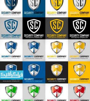 دانلود لوگو های امنیت - Security Logos