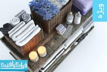 مدل های 3 بعدی لوازم آرایشی و بهداشتی