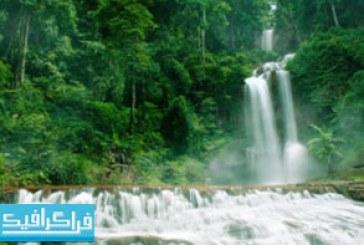 دانلود والپیپر آبشار – شماره 3