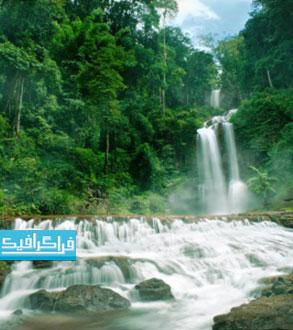 دانلود والپیپر آبشار - شماره 3