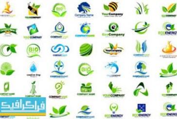 دانلود لوگو های اکو سیستم – Ecology – شماره 4