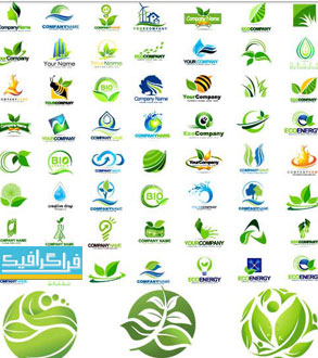 دانلود لوگو های اکو سیستم - Ecology - شماره 4