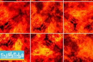 دانلود تکسچرهای آتش – Fire Textures – شماره 2