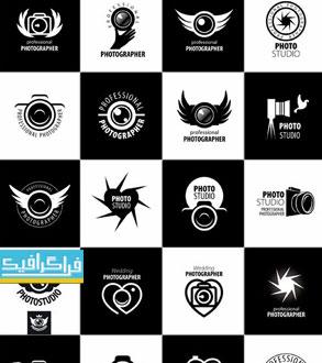 لوگو های عکس و دوربین عکاسی - شماره 6
