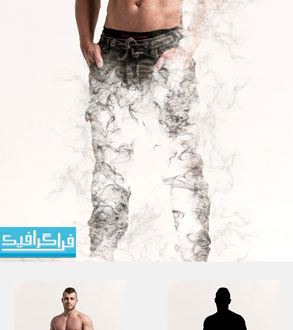 دانلود اکشن فتوشاپ افکت دود Smoke - شماره 2