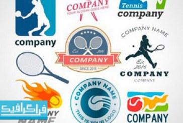 دانلود لوگو های ورزش تنیس – Tennis Logos