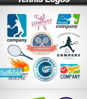 دانلود لوگو های ورزش تنیس - Tennis Logos