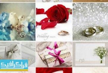 دانلود تصاویر استوک کارت دعوت عروسی