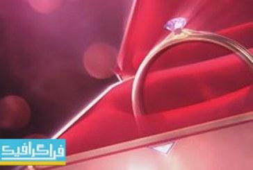 دانلود ویدئو فوتیج حلقه ازدواج – کیفیت 4K