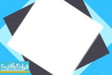 پروژه افتر افکت نمایش لوگو طرح چرخیدن – کیفیت 4K