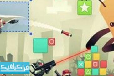 دانلود نرم افزار ساخت بازی Scirra Construct