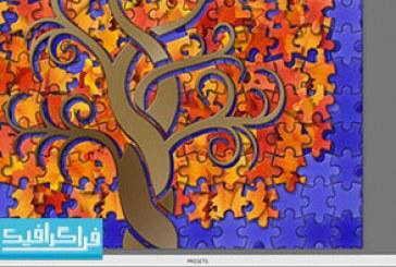 دانلود نرم افزار تبدیل تصویر به پازل PuzzlePix