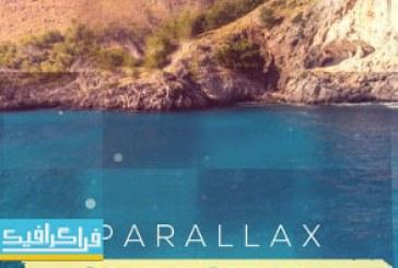 پروژه افتر افکت اسلاید شو – طرح پارالکس