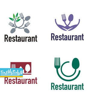 دانلود لوگو های وکتور رستوران - شماره 4