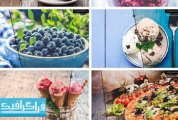 افکت های لایت روم عکاسی غذا – شماره 2