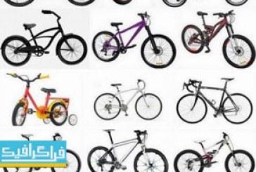 تصاویر استوک دوچرخه کوهستان و دوچرخه کودک