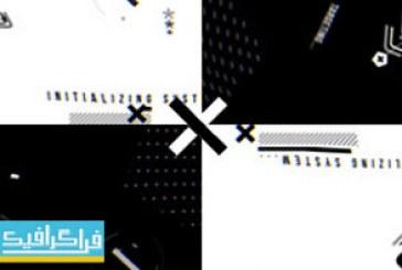 دانلود پروژه افتر افکت نمایش لوگو – طرح X