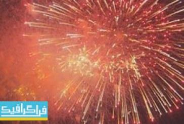 دانلود ویدیو فوتیج آتش بازی – Fireworks Footage Video