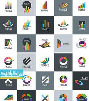 دانلود لوگو های مالی - Finance Logos