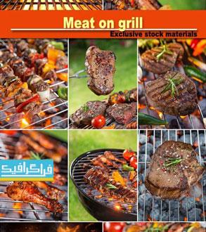 دانلود تصاویر استوک گوشت کبابی - استیک - شماره 2