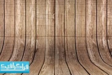 فایل لایه باز فتوشاپ پس زمینه چوبی واقعی – رایگان