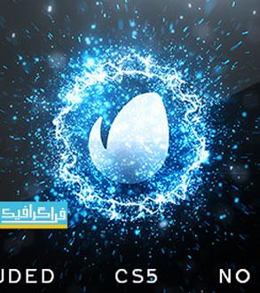دانلود پروژه افتر افکت نمایش لوگو - انفجار نورانی