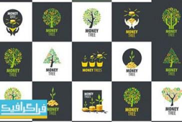 دانلود لوگو های لایه باز پول – Money Logos