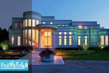 دانلود افکت های لایت روم HDR تصاویر خانه و املاک