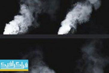 دانلود براش های دود فتوشاپ – Smoke Brushes – شماره 7