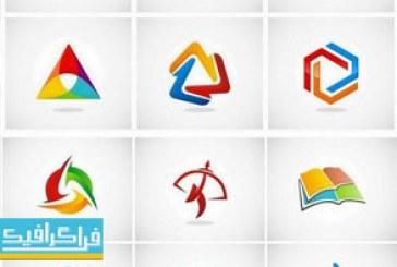 دانلود لوگو های وکتور انتزاعی – Abstract Logos – شماره 12