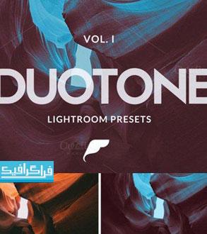 دانلود افکت های لایت روم 2 رنگ Duotone