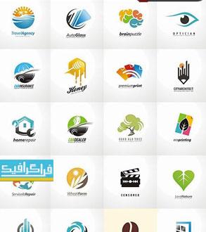 دانلود لوگو های مختلف وکتور لایه باز - شماره 120