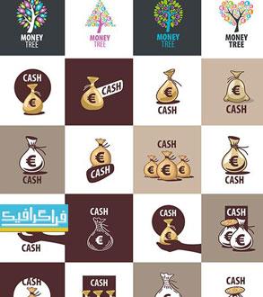 دانلود لوگو های لایه باز پول Money Logos - شماره 2