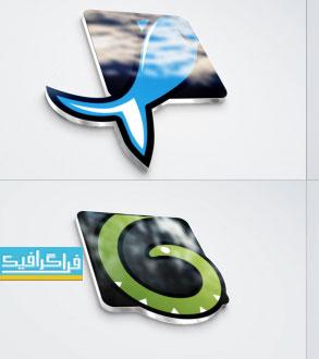 دانلود پروژه افتر افکت نمایش لوگو طرح ساده - شماره 2