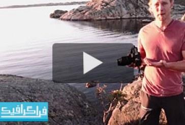 ویدیو : آموزش عکاسی : دوربین DSLR و تنظیمات Shutter Speed-ISO-Aperature