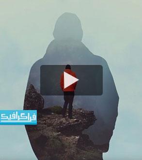 آموزش ویدیویی فتوشاپ - ساخت افکت دابل اکسپوژر از یک تصویر