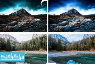 دانلود افکت های لایت روم تصاویر طبیعت – شماره 2