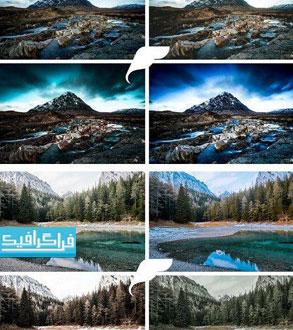 دانلود افکت های لایت روم تصاویر طبیعت - شماره 2
