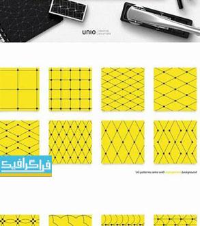 دانلود پترن های فتوشاپ خطی Line Patterns - شماره 2