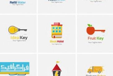 دانلود لوگو های مختلف وکتور لایه باز – شماره 140