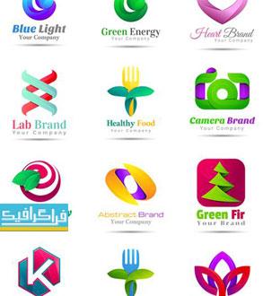 دانلود لوگو های مختلف وکتور لایه باز - شماره 141